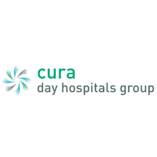 Cura day hospitals group logo