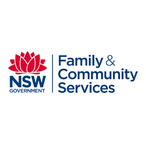 NSW Family and Community Services logo
