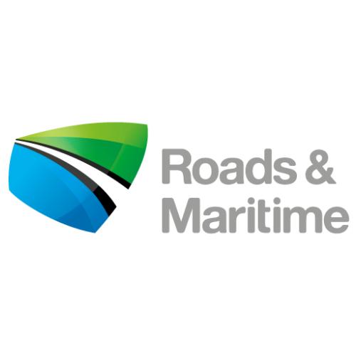 Roads Maritime logo
