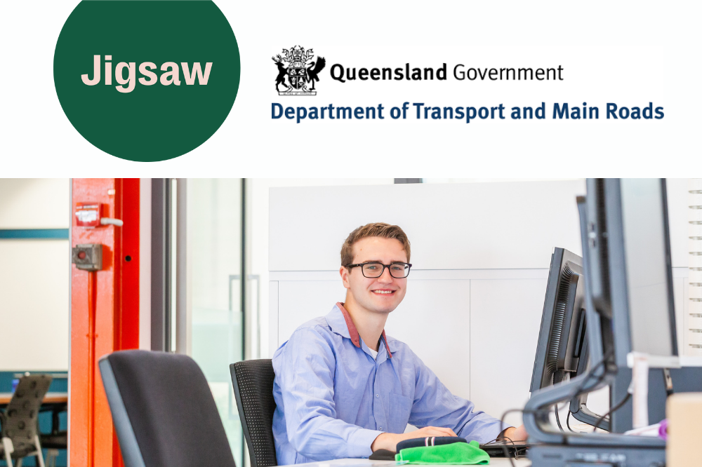 Jigsaw Digital case-study: Department of Transport and Main Roads delivers social impact for people with disability